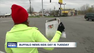 Buffalo News Kids Day is Tuesday - Video