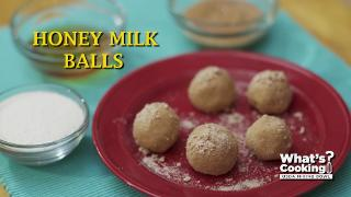 Honey Milk Balls - Video