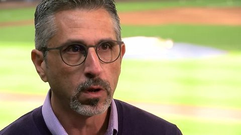 Brewers medical director beats pancreatic cancer