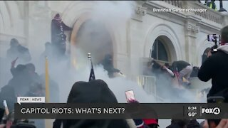 Capitol Riot: Where do we go from here