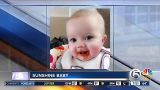 Sunshine Baby 2/17/18 - Video