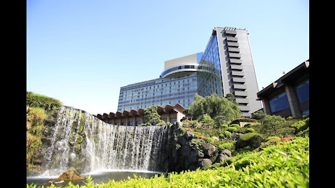 Hotel with the Most Gorgeous Garden in Tokyo - Hotel New Otani Tokyo