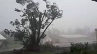 Cyclone Ava Brings Heavy Rainfall to Toamasina - Video