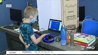 Fort Myers facility offers virtual learning alternative