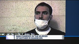 Man charged in murder of Dearborn mother