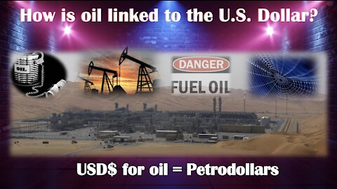 Stealing America The Long Game (video 13) The CORRUPTION in the Petrodollar