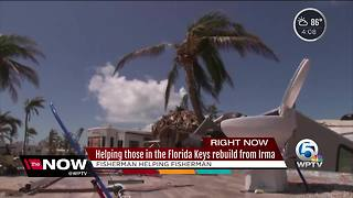 Helping those in the Florida Keys rebuild from Irma - Video