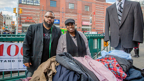 SUIT UP: Non-profit Provides Suits For Ex-Convicts | TRULY