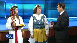 Santa Lucia Day celebration next week - Video
