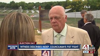 Indep. Councilman gets into fist fight