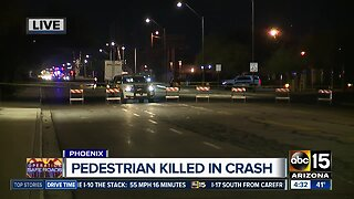 Deadly crashes in the west Valley overnight