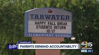 Tarwater Elementary parents upset at how recent incidents have been handled
