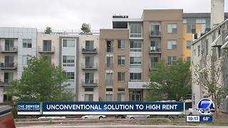 Could empty nesters help solve Denver's housing crisis? - Video