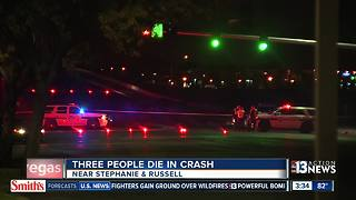 Record breaking year for pedestrian deaths in Clark County - Video