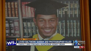 Loved Baltimore barber and photographer killed