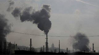 Study Suggests Air Pollution Kills 8.8 Million People Annually