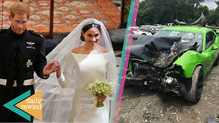 Royal Wedding Highlights! Offset Car Crash Photos REVEALED! | DR - Video