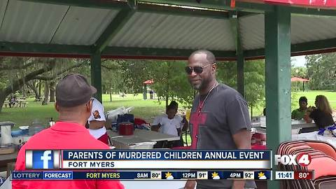 Parents of murder children host annual event