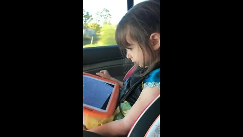 Little girl has deep conversation with Siri
