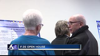 Boise residents weigh in on F-35's - Video