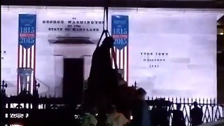 Roger B. Taney Statue Removed From Baltimore Park - Video