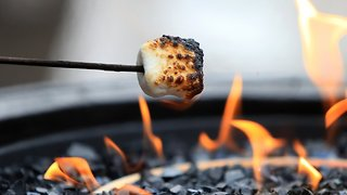 Don't Roast Marshmallows Over Steaming Hot Volcanic Vents, USGS Says - Video