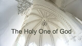 4th Sunday after Epiphany - The Holy One of God - Mark 1:21-28