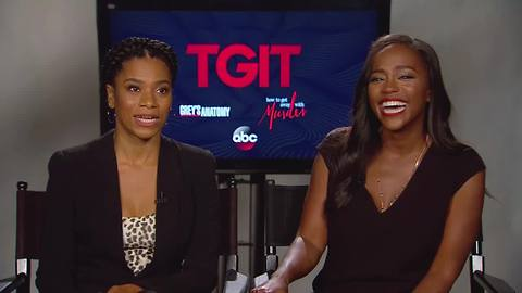 Kelly McCreary on what to expect from 'Grey's' premiere | Hot Topics