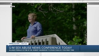 U-M sex abuse news conference today