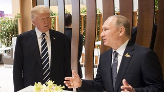 Putin And Trump Will Have A Face-To-Face Meeting In July - Video