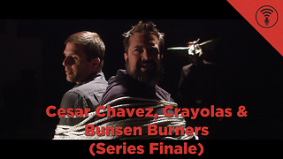 Stuff You Should Know: This Day in History: Cesar Chavez, Crayolas & Bunsen Burners [Series Finale]