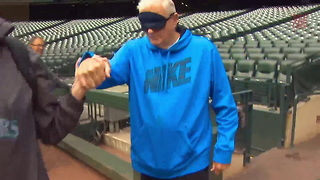 Meet The Father And Son Who Haven't Stopped Playing Catch In 49 Years - Video