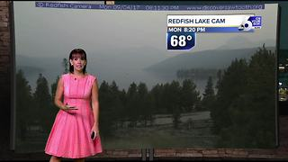 Awful air quality means time outdoors should be limited today! - Video