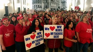 West Virginia Teachers Strike Again