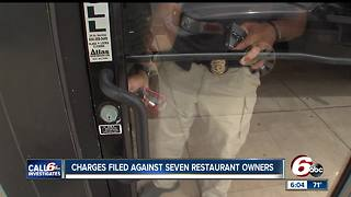 Teppanyaki owners charged with money laundering, hiding $8 million in sales - Video