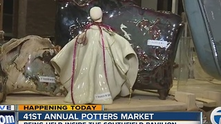Southfield Potter's Market - Video