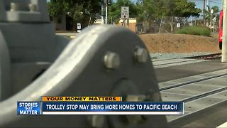 Future trolley stop could overhaul part of PB - Video