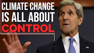 Climate Change is All About Control