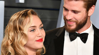 Miley Cyrus & Liam Hemsworth Only Have LOVE SIGN Left After Devastating Fire