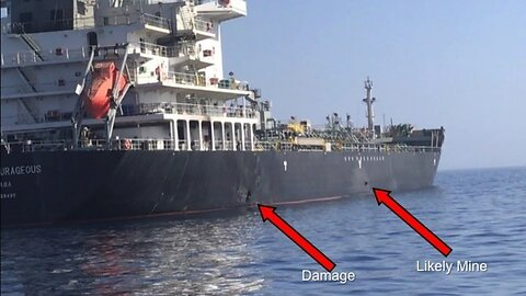 US Goes Public With Evidence Iran Is Behind Tanker Attacks
