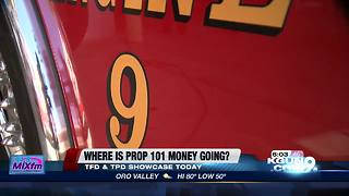 See where your Prop 101 tax dollars are going