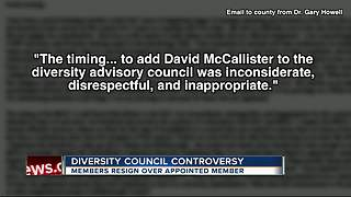 Diversity Council Controversy - Video