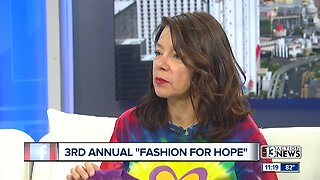 """3rd annual """"Fashion for Hope"""" benefits childhood cancer"""
