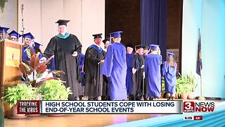 High School Students Cope With Losing End-of-Year School Events