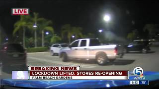Gardens Mall lockdown lifted, police confirm - Video