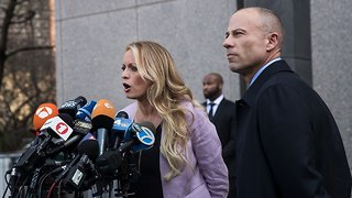 Judge Delays Stormy Daniels' Lawsuit Against Michael Cohen - Video