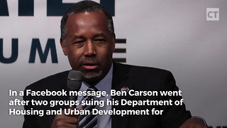 Ben Carson Gives Atheists a Mic-Drop Moment - Video