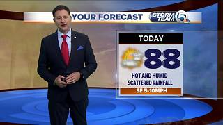South Florida Wednesday morning forecast (7/4/18) - Video