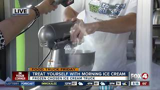 Frozen Chosen at Fox4 8:15AM - Video