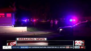 Two BPD officers shot in south Bakersfield - Video
